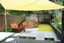 Outdoor Living / by Stacey Brown-Downham