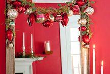 Holiday decor / by Dawn Gilley
