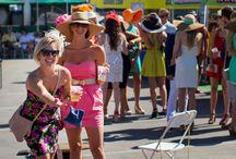 Del Mar Scene / Social scene at the Del Mar Races / by Del Mar Racetrack