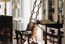 library/office / by Sammie Clark