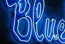 Blue / by Ines Schmook