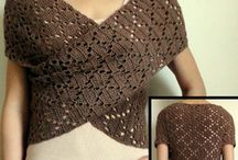 Crochet Sweaters / by Ashley @ A Crafty House