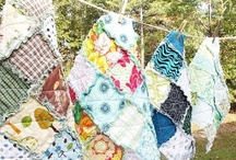 Quilts & Fabric / by Kerry Patterson Lajeunesse