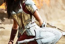 Lady Sif / Based on Thor: The Dark World / by Cation Designs