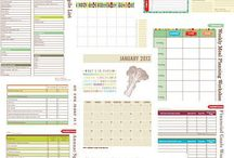 Planners - One of my few addictions / by Lee Anne Davis