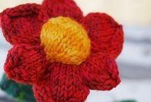 knitting & crochet / by Jolene Adams