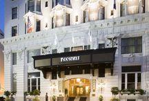 Waldorf Astoria Hotels & Resorts / by Waldorf Astoria