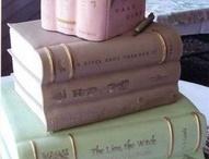 book cakes / by Eva Murphy