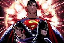 Superheroes / by Tyya Nathaniel