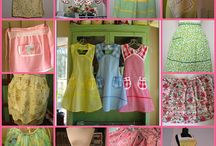 Aprons Old And New / by Greta Hall Lynch