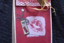 Valentine's / by Eileen - The Artful Crafter