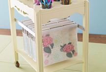 Storage with style / Too many stuffs that need stylish storage. / by Preeyanuch A.