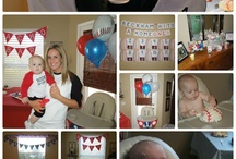Griffin's First Bday / by Heather Kropp
