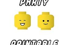Lego Party! / by Beth Goodman
