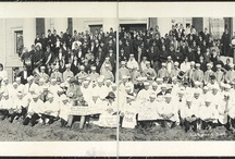 Lethal Panoramas / group portraits, mostly from the LOC.  / by Donna Lethal