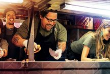 Chef / Own Chef on Digital HD 9/16. Blu-ray & DVD 9/30.   When gifted chef Carl Casper (Jon Favreau) suddenly quits his demanding job at a trendy LA restaurant, he's on his own to pick up the pieces of his once promising career. Finding himself in Miami, he decides to team up with his successful ex-wife, best friend, and son to launch a no-frills food truck business. Taking to the road, Carl reignites his passion for the kitchen and, along the way, discovers a renewed zest for life and love. / by Universal Studios Entertainment