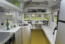 Airstream!  And other campers I like!! / by Sandra Liebhart