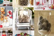 Christmas decorating! / by Ashley Sanders