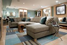 Family Room / by Heather Barnes