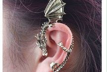 Jewelry / by Crystal Scarlet