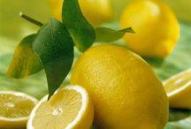 Lemon recipes / by Vanessa Bennink