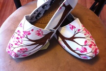 Painted toms / by Katie Dennis
