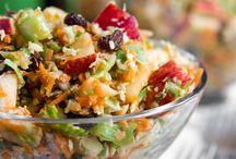 Salads / by Alisa Mabry