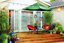 Deck ideas / by Denise Toensing Emstad