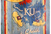 KU stuff / by Essential Coupon Book