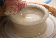 The best tools for throwing pottery at the wheel / The best tools for throwing pottery at the wheel are comfortable, easy to use, inexpensive and sturdy.   #ceramics #wheel #pottery  / by Amanda Blum