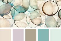 Color Palettes / by Nilda Kelly