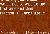 The great and powerful Doctor Who / by Katelyn Valles