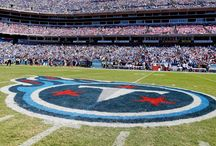 Tennessee titans / by Kayla Taylor