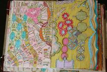 art journaling / by Stephanie Watson