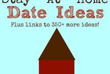 Date ideas  / by Amanda Berend
