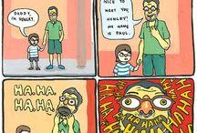 Fatherhood / by Dan Abrams