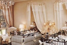 Beautiful Baby Nursery / #nursery #crib / by BabyBox.com Luxury Baby Gifts and Furnishings