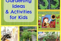 Outdoor Activities for Kids: Spring / This board will typically contain gardening ideas and other outdoor activities that can be done during spring. / by BlogMeMom