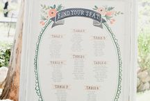 Signage / Get inspiration for your wedding yard signs and directional signs with this collection of whimsical wedding day signage. / by My Wedding Reception Ideas