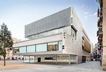 Cinemas - Barcelona / Cinematheques, theaters, cinematheques & screenings in independent cinemas worth going / by MUDiC ELISAVA