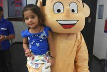 Nagpur Celebrates Max Kids Festival / The Ultimate Summer Extravaganza, Max Kids Festival, was nothing less than a glitzy fashion affair replete with fun activities like Magic show and Puppet show for the tiny tots of Nagpur. Check it out! / by Max Fashion India