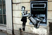 Graffiti and Street Art / by Impact Books