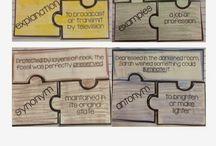 Sixth Grade Curriculum Inspiration / by Mattie Walton