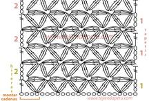 Crochet Patterns/Tutorials / by Jayashree Venkat