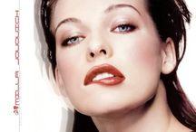 Mila Jovovich / by C.W.E.