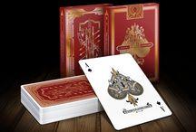 Playing Cards / by Edson Konioshi