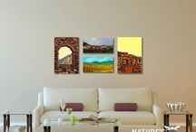 Nature's Images By Design Wall Displays / by Nature's Images By Design