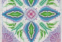 Hobby - Embroid Biscornus Pincushions / by Marcia Hron