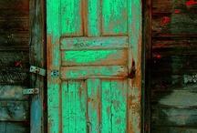 Doors / by ... Hamilton