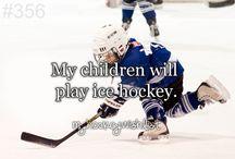 Hockey love / by Brittani Kemp